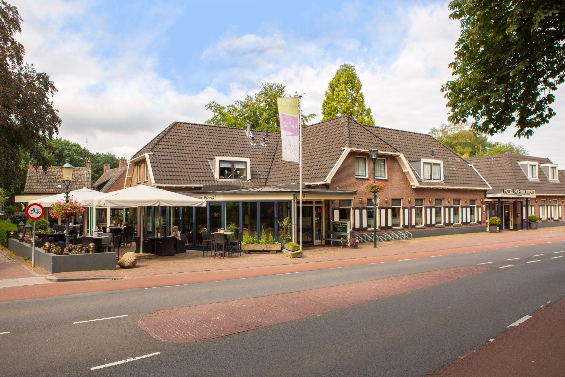 Hotel En Restaurant Hof Van Twente Hengevelde Homepage
